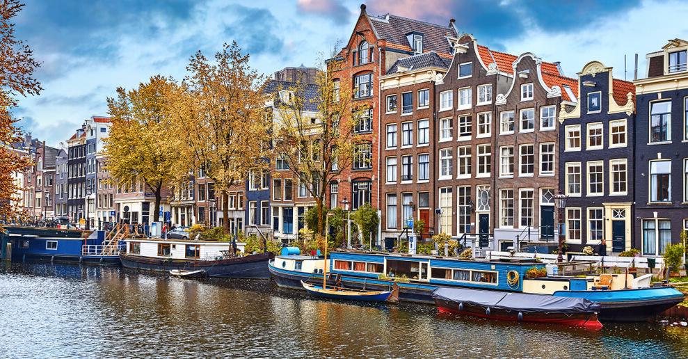 Grachtengordel: los canales de Ámsterdam